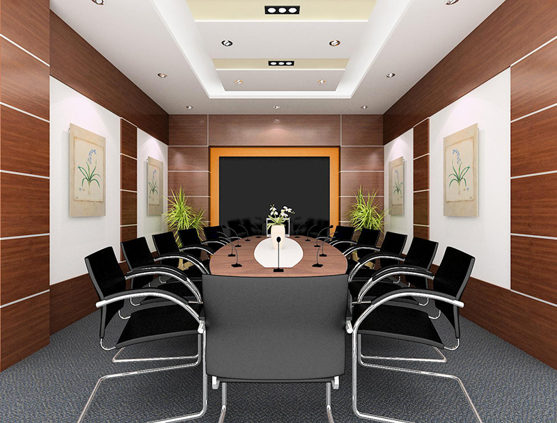 Lựa chọn đồ nội thất phòng họp đẹp