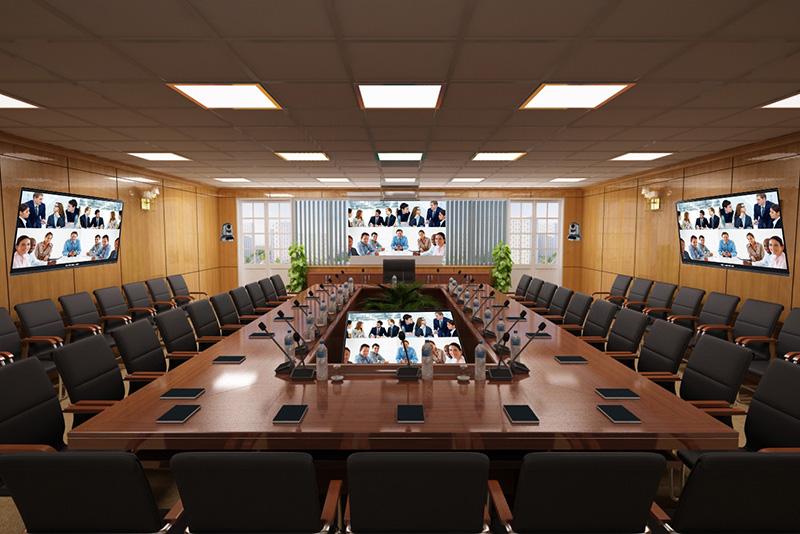 nội thất phòng họp