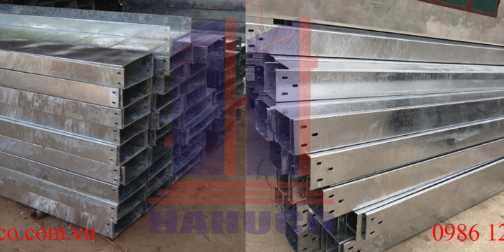 Sản xuất thang máng cáp tiêu chuẩn, chất lượng theo yêu cầu (2)
