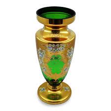 Ở đầu bán quà tặng pha lê cao cấp mạ vàng1