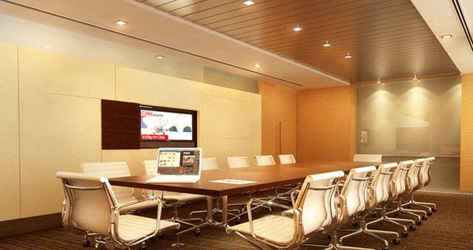 Thiết kế phòng họp đẹp