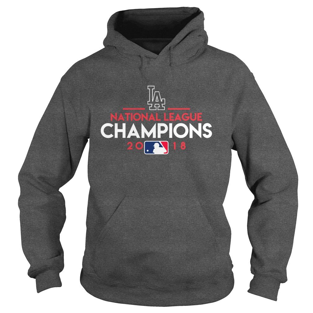 Los Angeles Dodgers Team Name hoodie