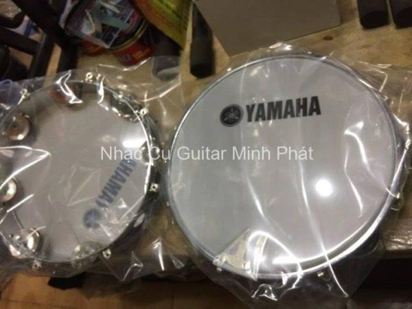 Trống lục lạc Yamaha - trống lắc tay - nhạc cụ minh phát