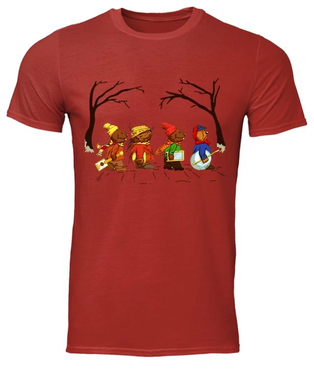 Emmet Otter's Jug-Band Road shirt