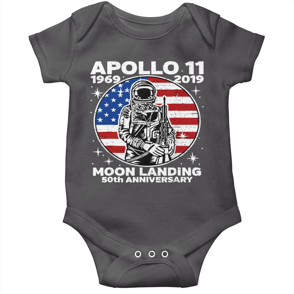 Apollo 11 Moon Landing 50th Anniversary NASA shirt