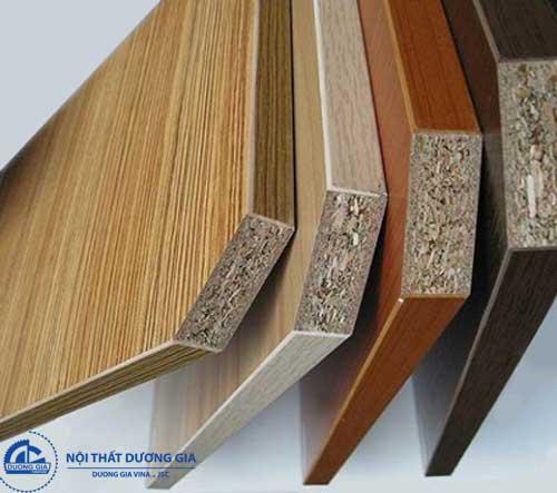 Đặc trưng của các loại gỗ công nghiệp MFC, MDF và HDF trong nội thất