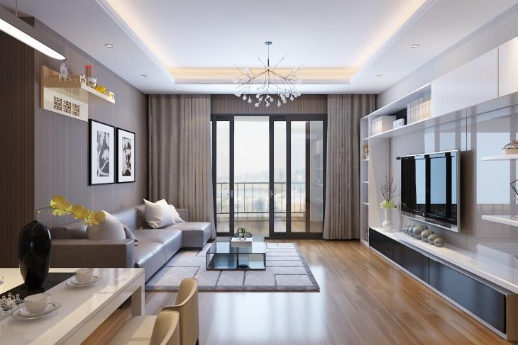 Lựa chọn phong cách thiết kế nội thất chung cư hiện đại