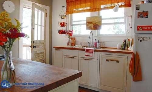 Chọn lựa nội thất trong trang trí phòng bếp hướng đến sự tiện lợi