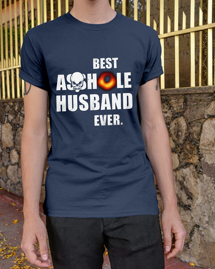 Best Assshoe Husband Ever Black Hole 2019 shirt