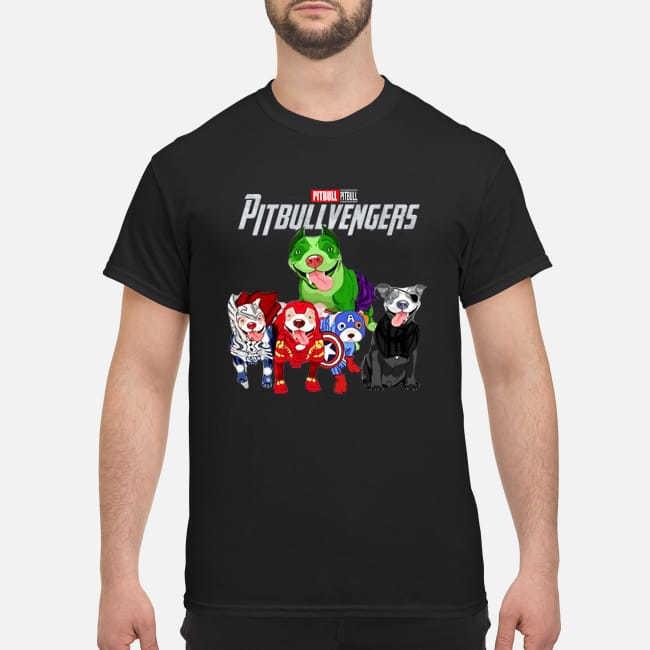 Pitbull Pitbullvengers Avengers shirt