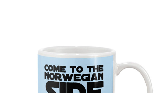 Come To The Norwegian Side We Have Lefse Mug and shirt