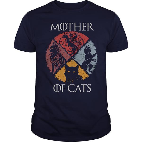 Mother Of Cat shirt