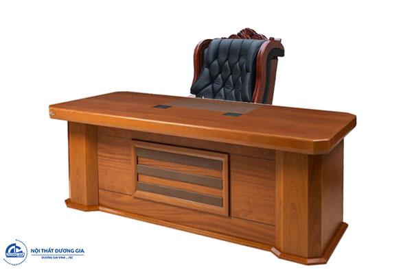Chất liệu của bộ bàn ghế Giám đốc giá rẻ