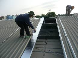 Các giải pháp lợp mái tôn chống nóng cho mái nhà cần biết.