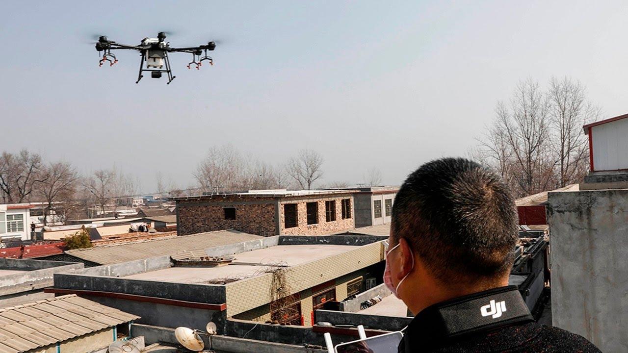 Tìm hiểu các dòng flycam hiện có và ứng dụng.